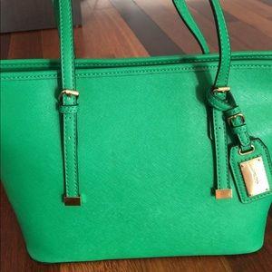 Aldo Green Tote bag